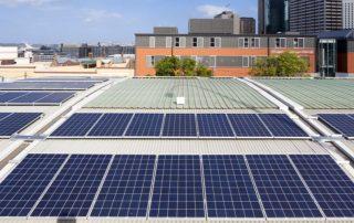 5 ventajas de los paneles de energía solar para el futuro de las empresas