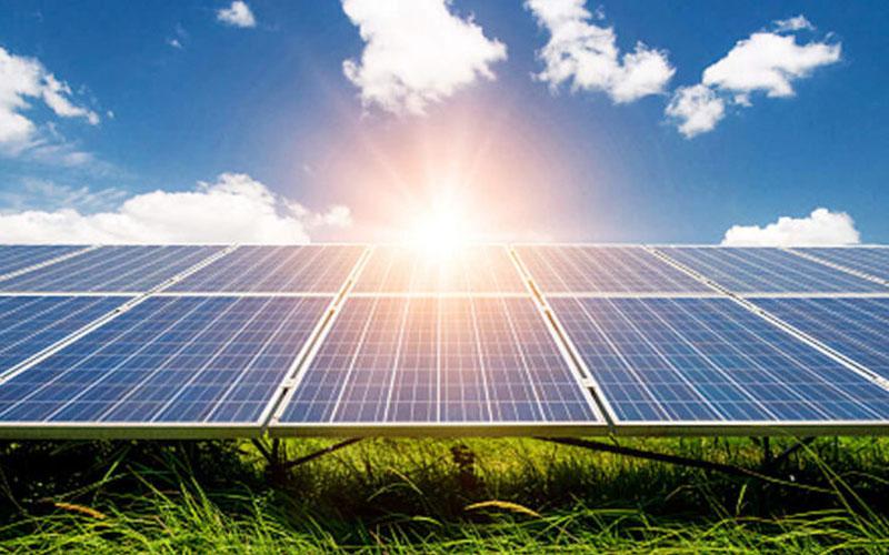 La eficiencia de la tecnología de los paneles solares