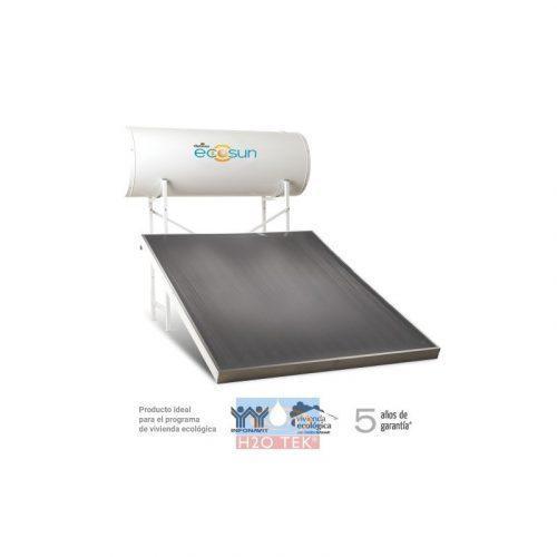 Calentador de agua solar 150 litros tipo termosifón marca Optimus Ecosun