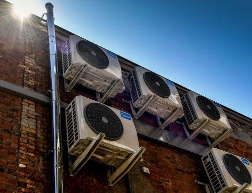 Eficiencia energética en aire acondicionado industrial y técnicas de refrigeración para ahorro de dinero en procesos de manufactura